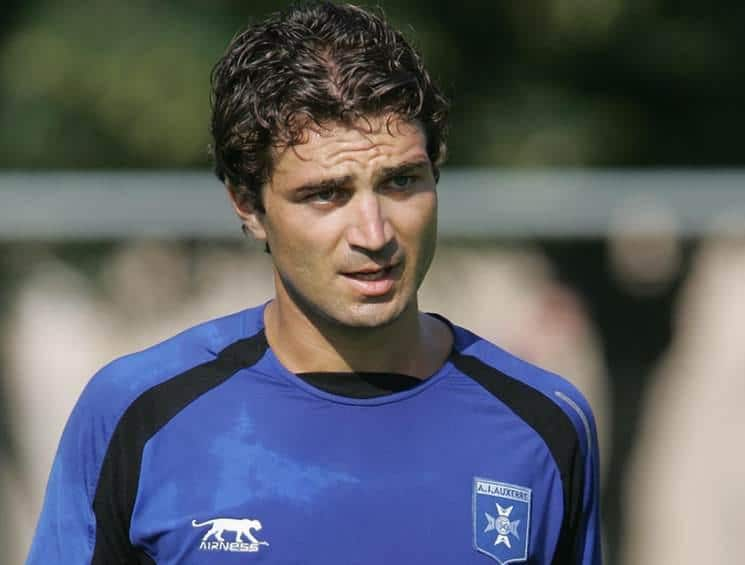 Reprise de l Entrainement - AJ Auxerre - 30.06.2008 -